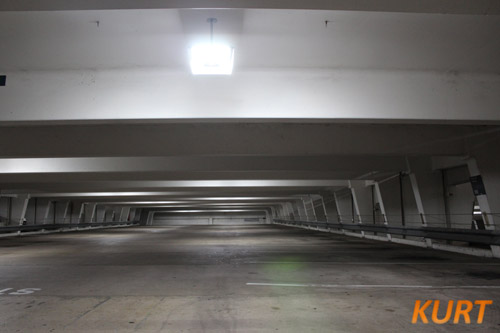 Galleria Parking Garage