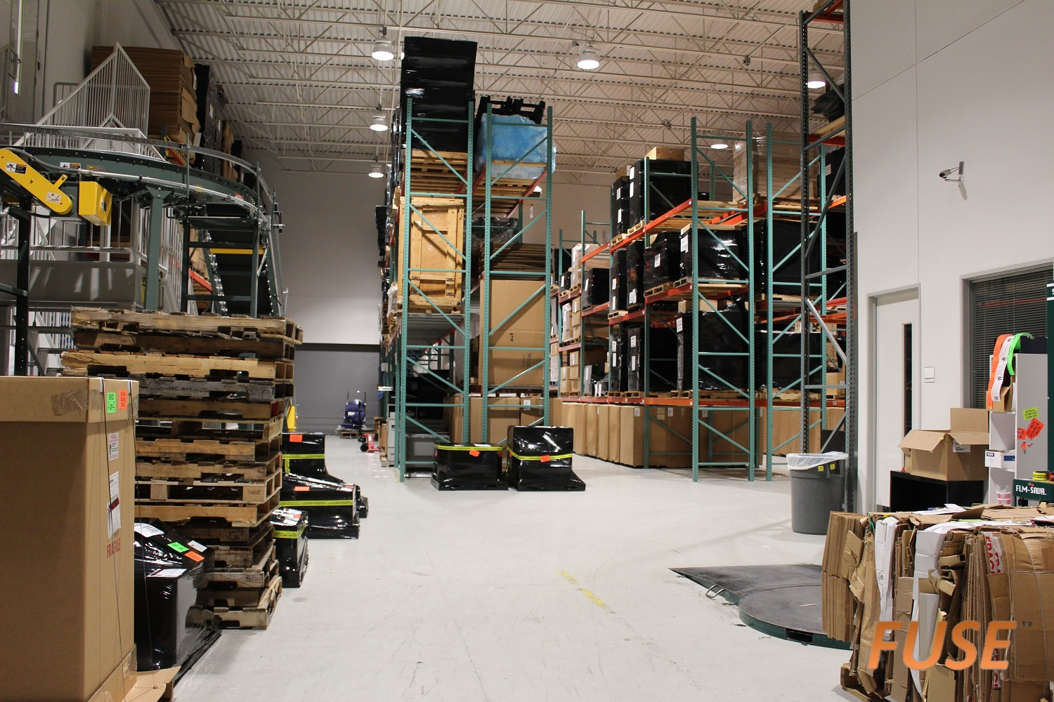 FUSE Lighting - Warehouse LED Lighting Solutions for Houston, Texas