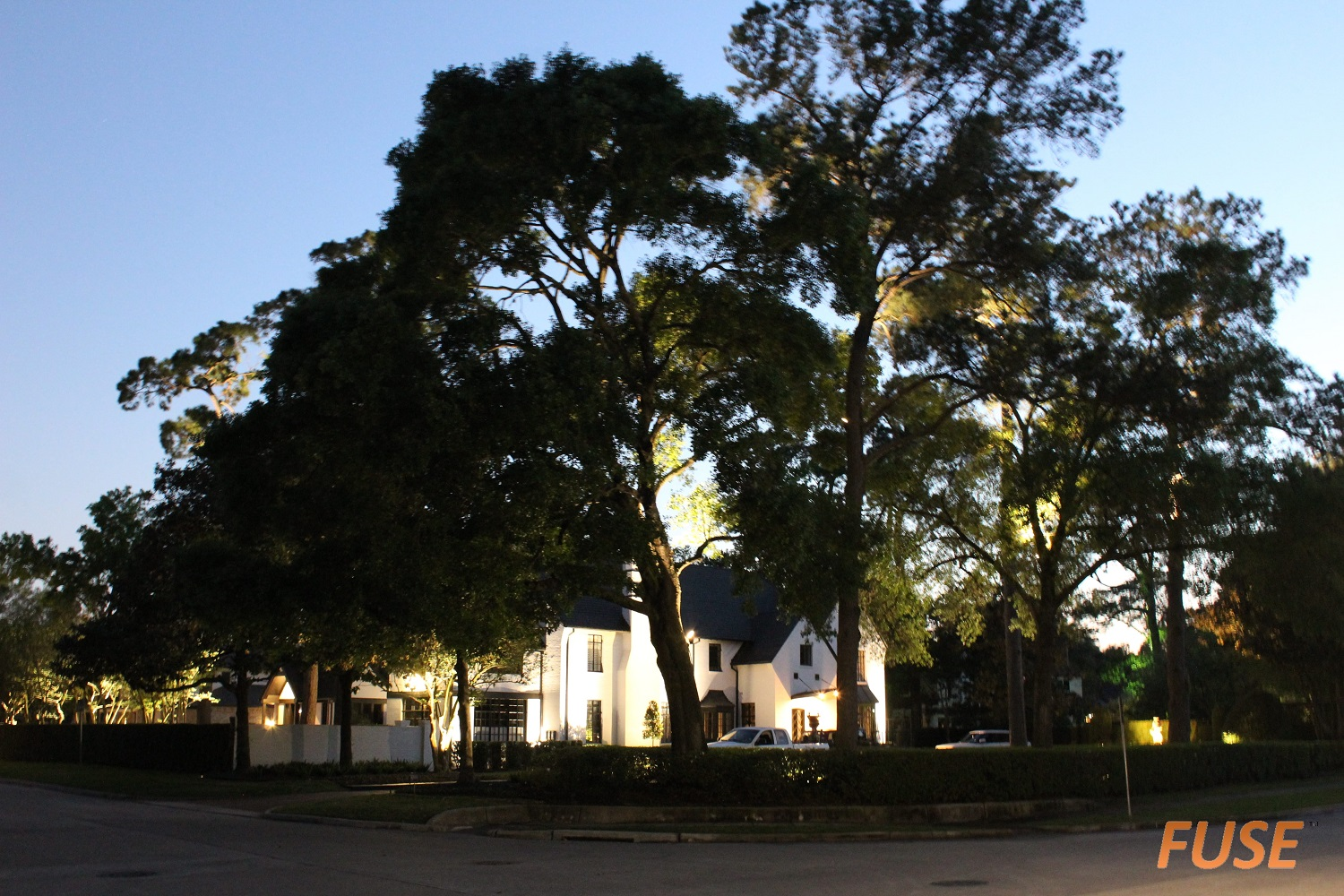 FUSE Lighting - Landscape Lighting in Houston, Texas
