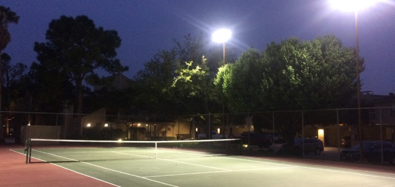 Tanglewilde Tennis Courts